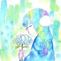 心あてに 折らばや折らむ 初霜の置きまどはせる 白菊の花