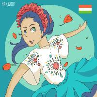 ハンガリー民族衣装